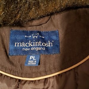 mackintosh quilted jacket PL